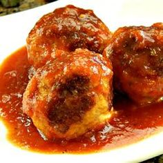BBQ Meatballs Allrecipes.com