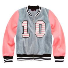 Tempted Fashion Jacket - Girls 7-16  found at @JCPenney