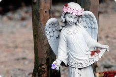 Angel by D. R. Images, via Flickr