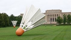 Nelson Atkins Museum of Art, Kansas City MO.  Spent the day there with friends.  Can't wait to take the hubby back.