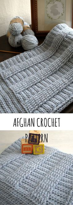 Crochet Pattern - Crochet Afghan Pattern Crochet Baby Blanket Pattern New Baby Girl Pattern DIY Shower Gift - Berry Hedge P127