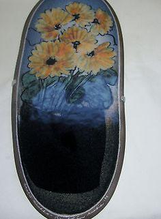 VINTAGE-HELJÄ-LIUKKO-SUNDSTROM-ATELJE-FLOWER-POTTERY-PLAQUE-ARABIA-OF-FINLAND China Dinnerware, Pottery Vase, Finland, Vases, Porcelain, Ceramics, Flower, Ebay, Vintage