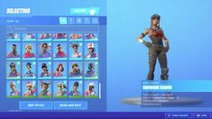 Fortnite Account Rare Renegade & MORE | eBay Ghost Recon 2, Ps4 Exclusives, Phone Games, Monkey King, Demon King, Tips & Tricks, Game Controller, Accounting, Free