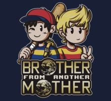 Cute Ness and Lucas!