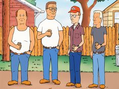 King of the Hill | 50 Sure Signs That Texas Is Actually Utopia