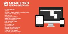 Menuzord - Responsive Megamenu collapsible menu, collapsible navigation, css effects, dropdown navigation, javascript effetcs, jetmenu, megamenu, menu, menuzord responsive megamenu, mobile menu, mobile navigation, navigation, responsive megamenu, responsive menu, responsive navigation, Menuzord - Responsive Megamenu