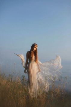 Photography- The Lady Of The Lake - Natascha by Vivienne Mok for Javertime A '11