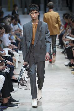 Paul Smith Spring 2016 Menswear