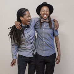 Boi(s) Genderless Menswear Young, Queer, Gifted www.BoiSociety.com