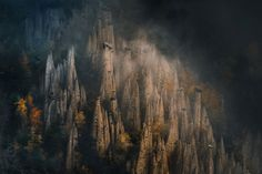 Photography Series of Dolomites, Northern Italy by Tobias Hägg, Airpixels. Fine Art & Posters available. Photography Series, Photography Projects, Photography Poses, Amazing Photography, Travel Photography, Photography Aesthetic, Realistic Pencil Drawings, Colorful Trees, Graphic Design Print