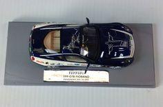 Ferrari 599 GTB FIORANO Panamerican Die Cast Collectible Race Car 1:43 In Case #Ferrari