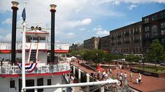 Savannah Riverstreet .... One of the best days of my life was spent with my hubby on Riverstreet =)