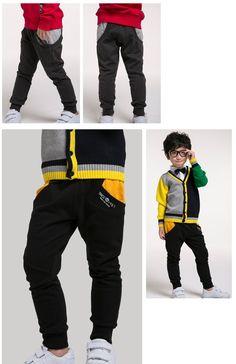 Boys Joggers, Boys Pants, Kids Falling, Cheap Pants, Spring Wear, Cotton Pants, Baby Kids, Bomber Jacket, Trousers