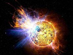 28 september een nieuwe belangrijke datum - maansverduistering en heftige zonnestormen