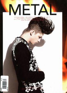 METAL Magazine - Metal Magazine F/W 09 Cover