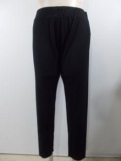 UbU - Black Bamboo Long Basic Legging