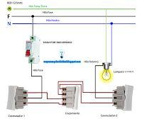 Esquemas eléctricos: Esquema eléctrico cruzamiento