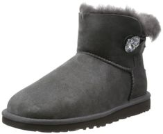 UGG UGG W Mini Bailey Button Bling Damen Kurzschaft Schlupfstiefel - http://on-line-kaufen.de/ugg/ugg-ugg-w-mini-bailey-button-bling-damen