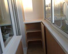 Как сделать маленький балкон функциональным