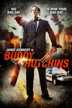 BUDDY HUTCHINS  One man's mid-life crisis turns violent.  Click the poster for our review