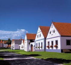 Holasovice Vernacular Architecture, Architecture Design, Stonehenge, Czech Republic, Romania, Budapest, Praha, Cottage, Traditional