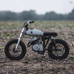 The most stylish custom mini bike ever: Auto Fabrica's Type 0.1