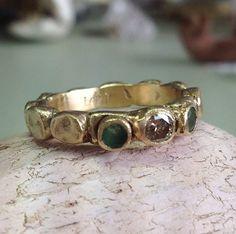 Old money  ring in 14k gold