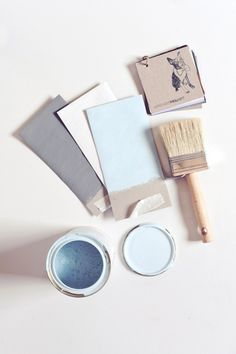 dreamy blues meet soothing neutrals.