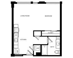 Channel Mission Bay Floor Plans and Pricing | UDR Apartments