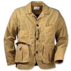 Nice new Filson Lined Work Jacket Mature Mens Fashion, Best Mens Fashion, Fein Und Ripp, Mens Outdoor Jackets, Retro Mode, Safari Jacket, Work Jackets, Field Jackets, Cotton Jacket
