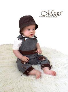 Babylederhose LANG und KURZ (aus Baumwolle, in Lederhosenoptik) von Mogo.cc: Amazon.de: Bekleidung Baby Dirndl, Fashion Styles, Brown, Clothing, Cotton