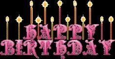 animated glitter graphics birthday cute birthday wishes birthday glitter Cute Birthday Wishes, Birthday Wishes And Images, Happy Birthday Pictures, Happy Birthday Messages, Birthday Love, Happy Birthday Greetings, Birthday Greeting Cards, Birthday Quotes, Free Birthday