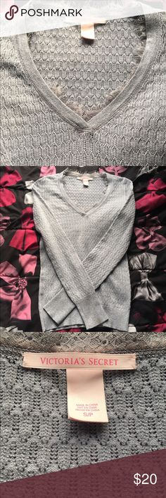 VS Long Sleeve Top Perfect condition, and beautiful! VS but not PINK. PINK Victoria's Secret Tops Tees - Long Sleeve