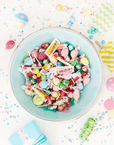 Candy Party!!  Kat Teutsch photographer  Karin Olsen-prop stylist