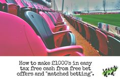 My Matched Betting Blog – How much have I made after a few months? For those of you that follow