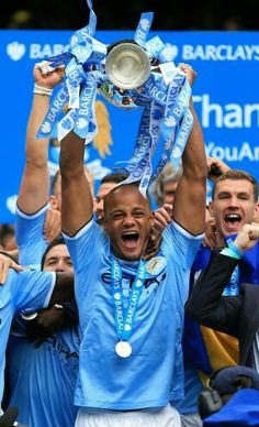Vincent Kompany #champion