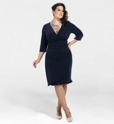 Plus Size Fashions  How To Choose Cloths That Are Slimming