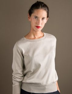 WOLFEN Germany. Phoebe sweater.