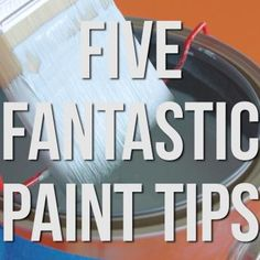 Hacks That Make Painting Less Of A Chore