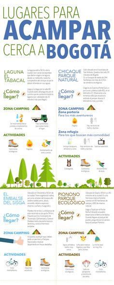 Camping Bogotá