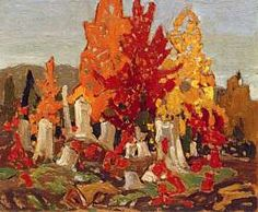Red Maples - Carmichael, Franklin (Canadian, 1890 - Fine Art Reproductions, Oil Painting Reproductions - Art for Sale at Galerie Dada Tom Thomson, Famous Landscape Paintings, Landscape Art, Canadian Painters, Canadian Artists, Emily Carr Paintings, Art Paintings, Group Of Seven Artists, Franklin Carmichael