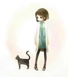 This looks like me (Darrion)! But I'm allergic to cats...