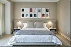 Dipingere Parete Dietro Il Letto : Fantastiche immagini in parete dietro il letto su