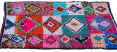 Carpet of Life, carpets made with dear old clothes