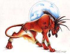 Red XIII/#223646 - Zerochan