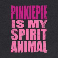 Pinkie Pie is my Spirit Animal