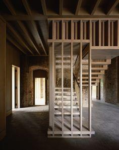 Astley Castle / Witherford Watson Mann Architects © Helen Binet