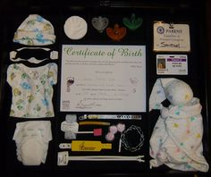 Parenting the Preemie Pope: NICU Shadow Box