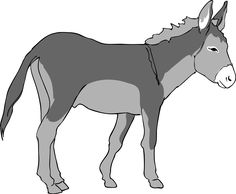 Donkey Clipart   Clipart Panda - Free Clipart Images
