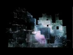 Amon Tobin - Invented Sounds Applied to Music (Live) = greatest 3D projection mapping EVER